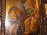 Знаменитая Иверская икона Божией Матери долгое время считалась утерянной