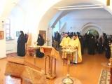 Новый год с молитвой встречают сестры монастыря, паломники из Бурятии и Иркутска