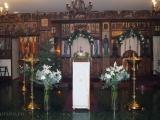 Внутреннее убранство храма Трех Святителей (Московский Патриархат)