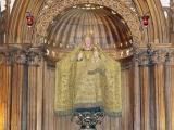 Знаменитая скульптура Божией Матери Шартрского собора